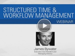 The Structured Time and Workflow Re-play
