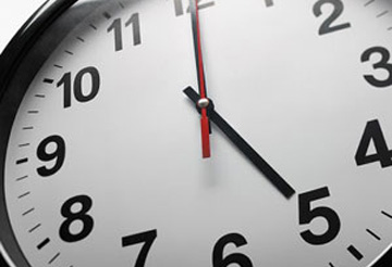 """recover stolen time from the """"time bandits"""""""