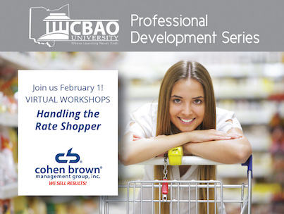 Handling the Rate Shopper