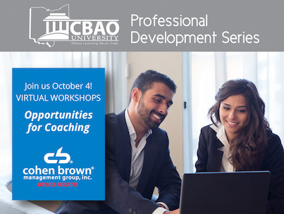 Opportunities for Coaching
