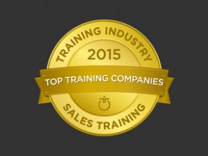 2015 Top Sales Training Companies Announced