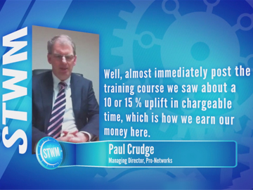 Paul Crudge - STWM Testimonial