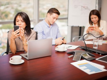 Say Goodbye to Workplace Distractions