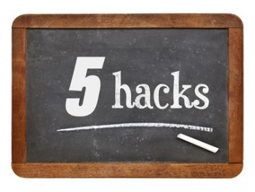 Five Hacks to combat workplace distractions