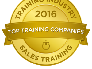 2016 Top Sales Training Companies Announced