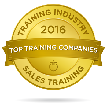 Top 20 SalesTraining companies 2016