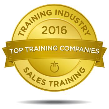 Top 20 SalesTraining companies 2016
