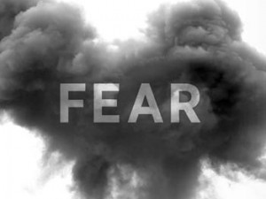 Banish the Other Four Letter F-Word: Fear